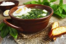Zupa szczawiowa według przepisu Ewy Wachowicz - spróbuj jej z nami!