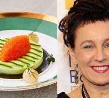Olga Tokarczuk na bankiecie Nagrody Nobla jadła frykasy: zobacz menu noblowskiej kolacji