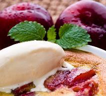 Kobler śliwkowy, czyli śliwki pod pierzynką z ciasta - jak zrobić?