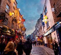 Atrakcje Dublina w dniu św