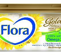 Flora Gold – nowa, zdrowa margaryna