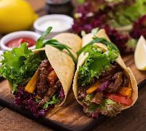 Meksykańskie tacos z mięsem wołowym: sprawdzony przepis + WIDEO