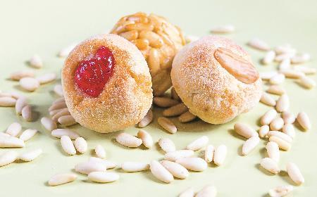 Katalońskie ciasteczka ziemniaczane