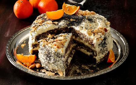 Tort makowy: sprawdzony przepis na Boże Narodzenie i nie tylko