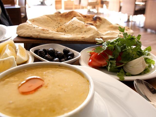 Kuchnia Turecka Ostra Słodka Pełna Niezwykłych Aromatów