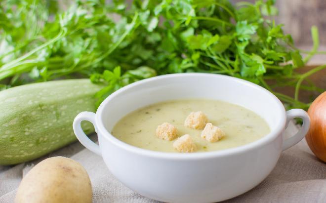 Zupa krem z cukinii - super przepis!