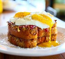 Chleb w jajku, czyli tosty francuskie