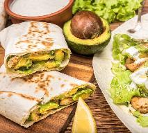 Roladki z tortilli: przepis na przekąskę imprezową