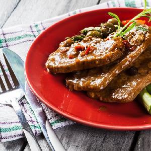 Znakomite bitki wieprzowe w sosie własnym - najlepszy domowy obiad