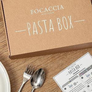 PASTA BOX - danie restauracyjne do przygotowania w domu w 5 minut