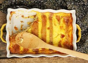 Fantastyczne naleśniki z serem zapiekane w śmietanie