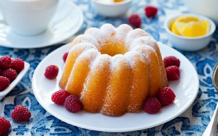Puszysta babka bez jajek, bez mleka, bez masła: łatwy przepis na ciasto w 15 minut