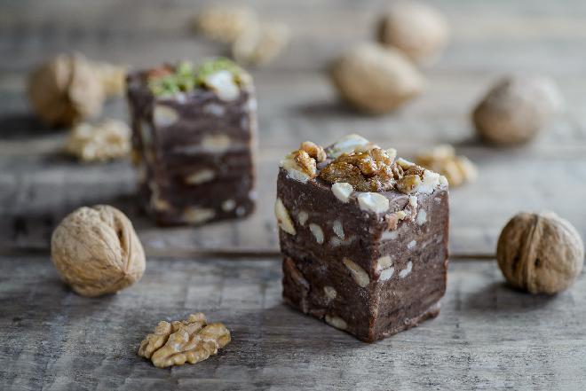 Blok czekoladowy: przysmak PRL