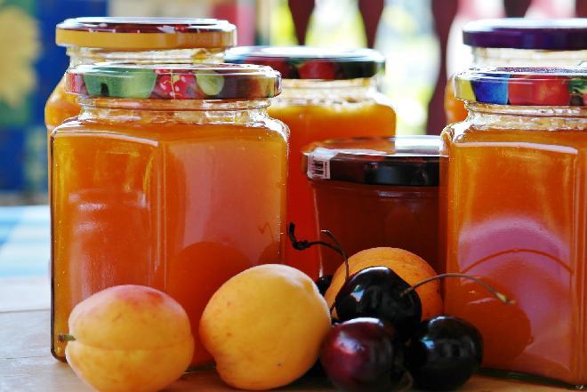 Dżem z brzoskwiń z wanilią - przepis na znakomity dżem brzoskwiniowo-waniliowy